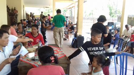 Safari Kesehatan Secara Gratis di Desa Nagasepaha